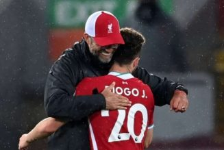 ​Jurgen Klopp: I've been chasing Diogo Jota for two or three years