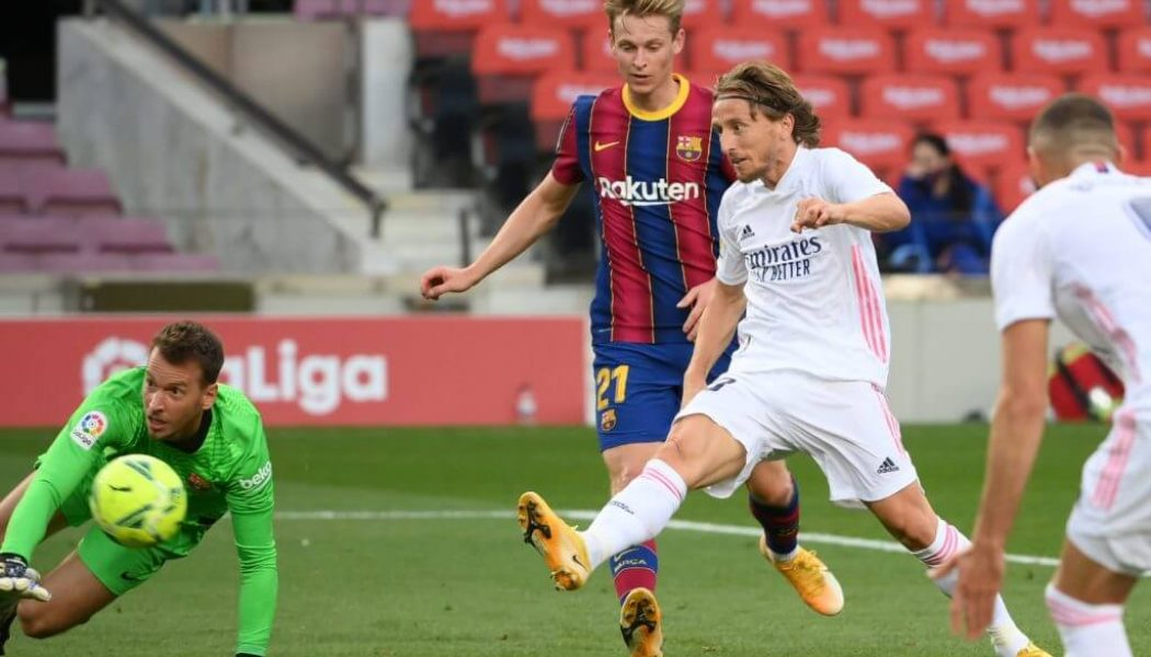 El Clasico Match Report: Real Madrid take toothless Barcelona to the cleaners