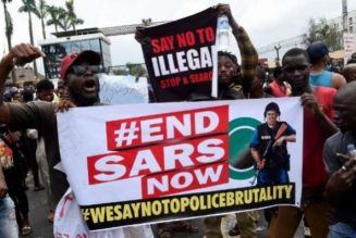 #EndSARS: Shooting as Lagos government imposes curfew