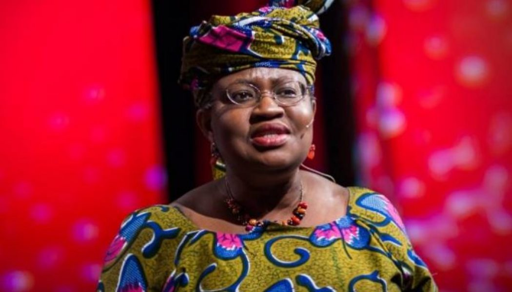 European Union backs Ngozi Okonjo-Iweala for WTO role