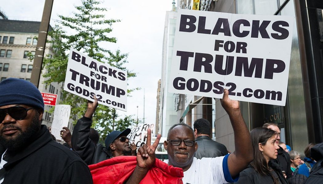 """Fake """"Blacks For Trump"""" Accounts Using Digital Black Face Busted On Twitter"""