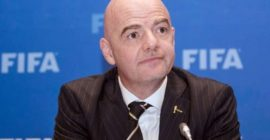 FIFA president tests positive for coronavirus
