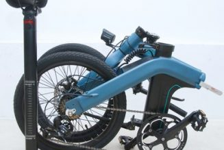 Fiido D11 folding electric bike review: $999 and worth it