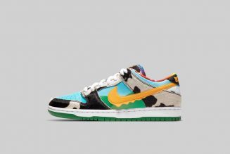 """Footwear News Achievement Awards The Nike SB Dunk """"Shoe Of The Year"""""""