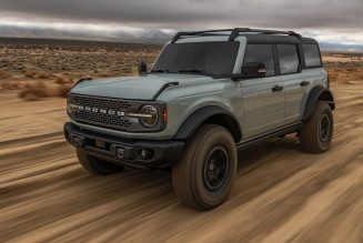 Ford Bronco Buyers Wanting a Painted Hardtop Must Wait, Like, a While