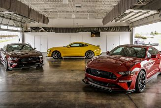 Ford Mustang GT Performance Pack 2 Dies So That the Mach 1 Can Live