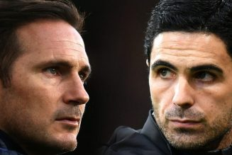Frank Lampard believes he is judged differently from other Premier League managers