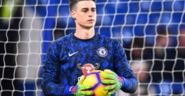 Frank Lampard: Kepa Arrizabalaga out for Chelsea vs Manchester United