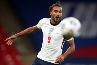 Gary Lineker heaps praise on Dominic Calvert-Lewin after his England display