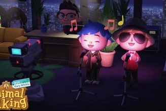 """Gorillaz and Beck Perform """"The Valley Of The Pagans"""" on Animal Talking: Watch"""
