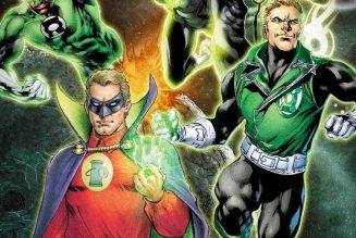 Green Lantern HBO Max Series Rings Seth Grahame-Smith as Showrunner