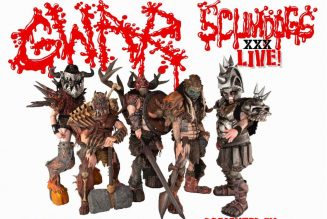 "GWAR Announce ""Scumdogs XXX Live"" Streaming Concert"