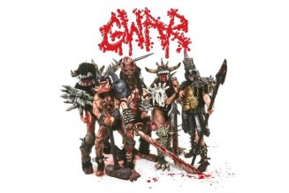 GWAR Releases 'Sick Of You' Live Video Featuring ODERUS URUNGUS