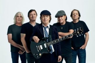 Hear AC/DC's Comeback Single 'Shot In The Dark'