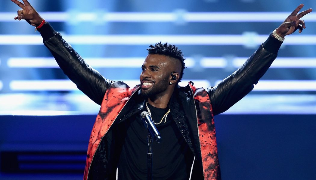 Here's How Expensive Jason Derulo's Tab for Everyone at Catch LA Was After 'Savage Love' Hit No. 1 on Hot 100