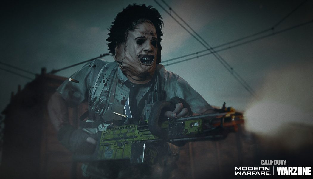 "HHW Gaming: Leatherface & Billy The Puppet Bring Terror To 'Call of Duty: Modern Warfare' In ""Haunting of Verdansk""Update"