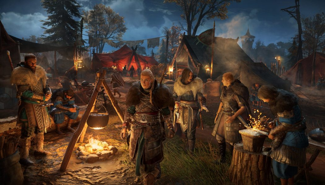 "HHW Gaming Preview: 'Assassin's Creed: Valhalla' Features ""Viking Rap Battles,"" Raids & Hella Fades"