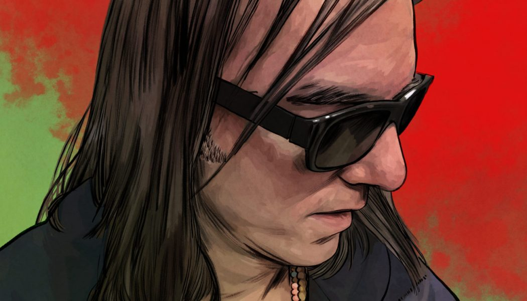 How Anton Newcombe sees it, from The Brian Jonestown Massacre toBerlin
