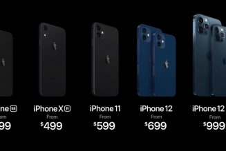 How to choose between all the new iPhone 12 models