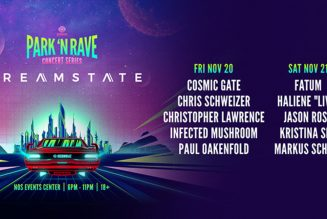 Insomniac Reveals Reimagined Dreamstate SoCal Park 'N Rave