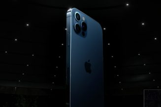iPhone 12 Pro and iPhone 12 Pro Max announced with larger displays, updated design, and 5G