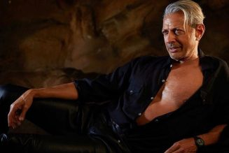 Jeff Goldblum Recreates Iconic Jurassic Park Pose 27 Years Later