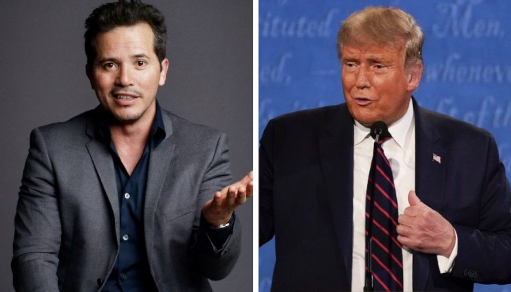 """John Leguizamo on Latin Trump Supporters: """"Latin People for Republicans Are Like Roaches for Raid"""""""