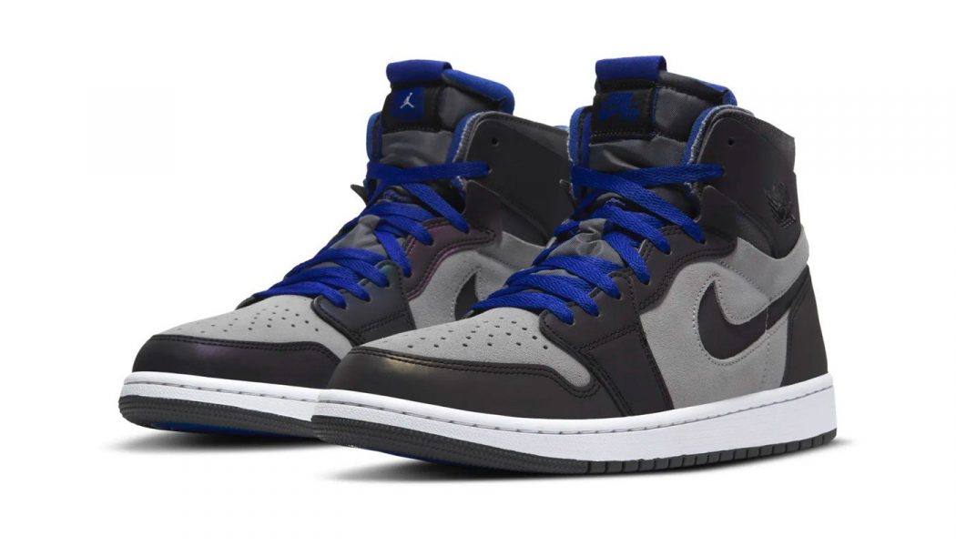 "Jordan Brand Latest Spin On The Air Jordan 1 Zoom Geared Toward's ""Esports"" Athletes & Fans"