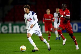 Jose Mourinho's comments after Antwerp defeat puts Dele Alli's future in doubt