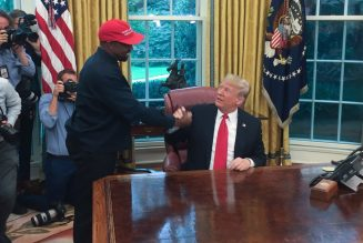 Kanye West Offers Prayers After Trump Announces COVID-19 Diagnosis