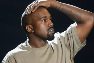 Kanye West's Poll Numbers, Much Like His Grammy, Are in the Toilet