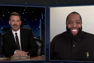 Killer Mike Explains Why He Met with Georgia Governor Brian Kemp on Kimmel