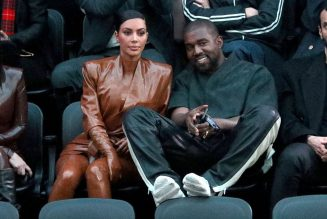 Kim Kardashian Details How She Cared For Kanye West During His Battle With Rona