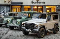Land Rover Defender Visual History: How the Off-Road SUV Got Here