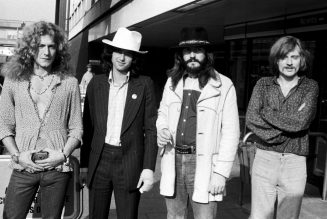 Led Zeppelin Copyright Suit Won't Be Heard By the Supreme Court