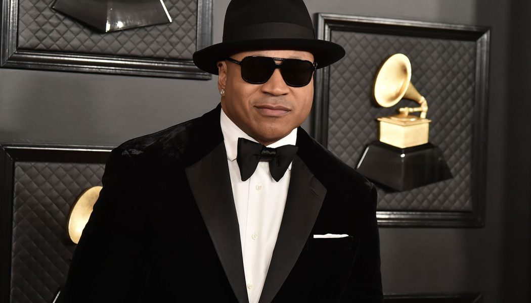 LL Cool J Has Something Else for Kanye West to Disrespect Instead of a Grammy