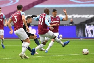 Manchester City rally back to hold West Ham United