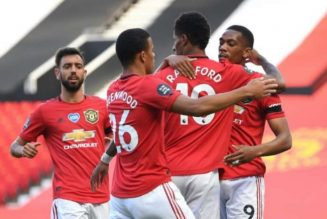 Manchester United in buoyant mood ahead of clash with Chelsea