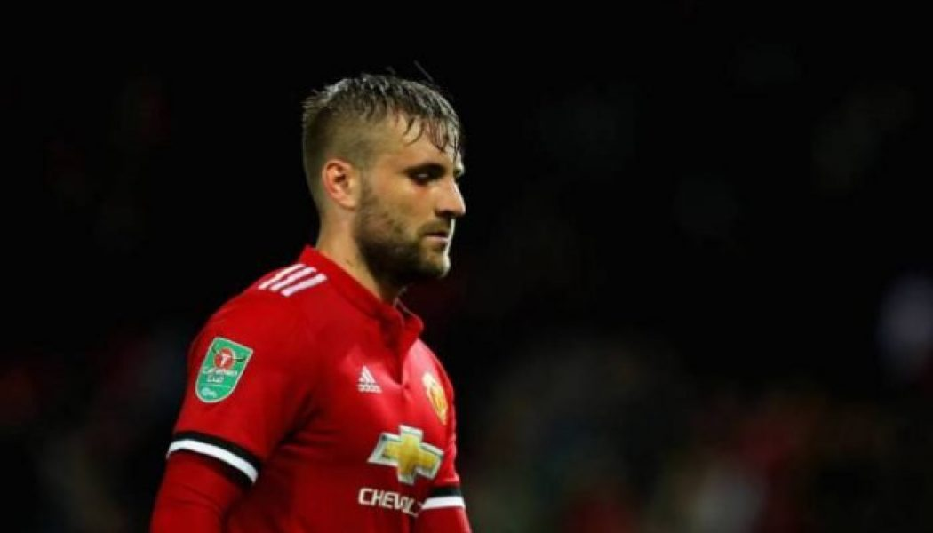 Manchester United's Luke Shaw set to end England exile