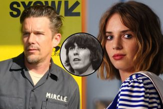 Maya and Ethan Hawke Starring in New Film About Teen Trying to Lose Her Virginity to George Harrison