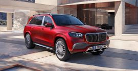 Maybach Up a Minute: Mercedes' Ultra-Luxury GLS Is One Pricey SUV