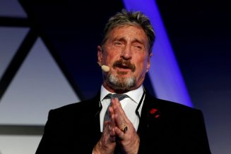 McAfee Founder is Arrested for Tax Evasion