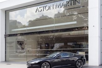Mercedes-Benz Deal Directs High-Tech Powertrains to Aston Martin's Vehicles