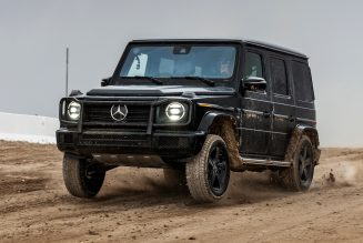Mercedes-Benz Is Making a Freaking Electric G-Class
