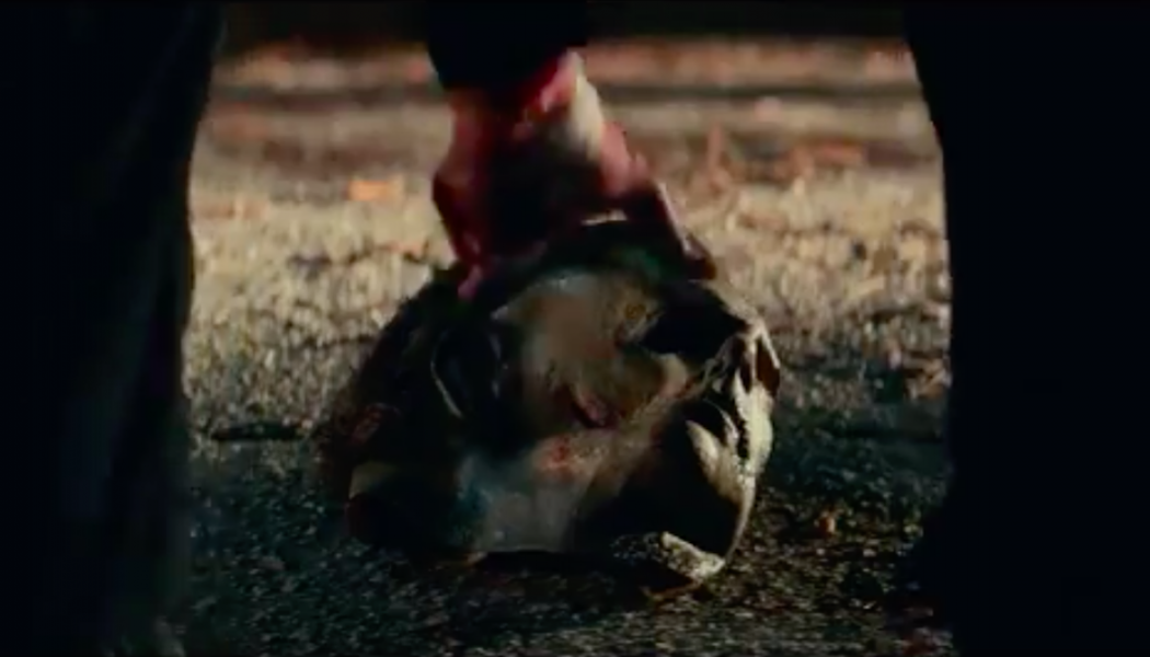 Michael Myers Dons the Mask in New Teaser for Halloween Kills: Watch