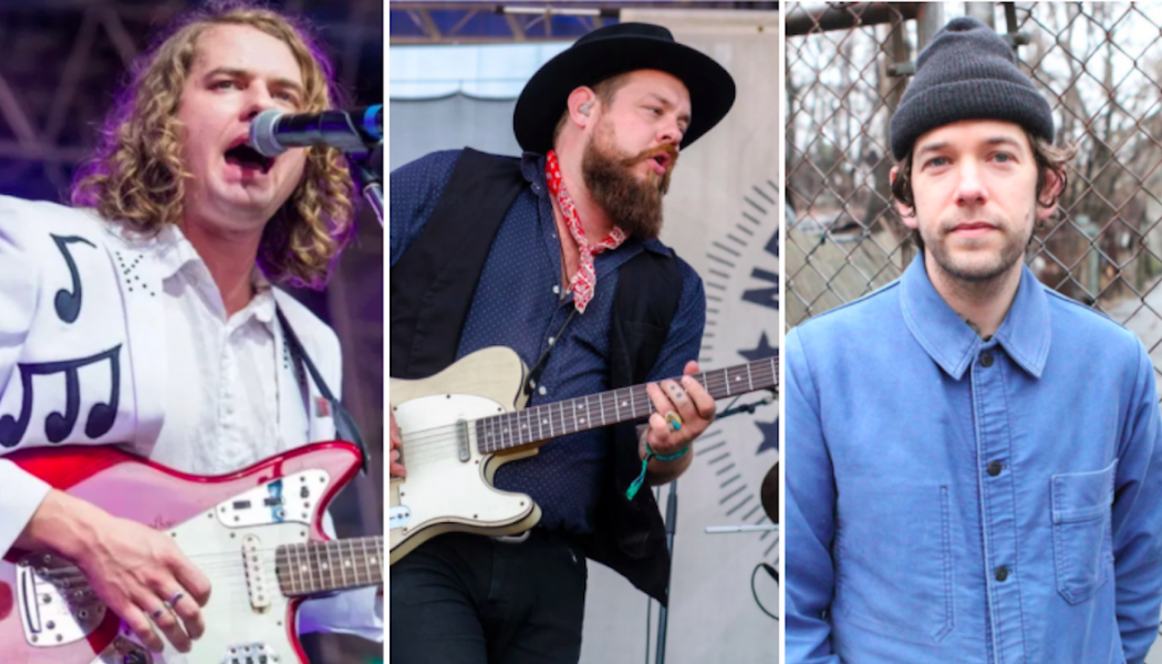 """Nathaniel Rateliff Covers Leonard Cohen's """"There Is a War"""" with Kevin Morby and Sam Cohen: Stream"""