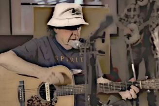 Neil Young's Older Brother Bob Young Launches Music Career at 78 Years Old
