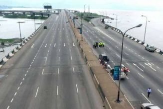 Nigerian government announces two-day total closure of Third Mainland Bridge