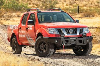 NISMO Off-Road Parts Now Available for Nissan Frontier, Titan, and Xterra (Yes, That Xterra!)