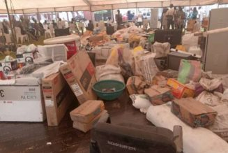 Osun government says 14 local councils affected by looting